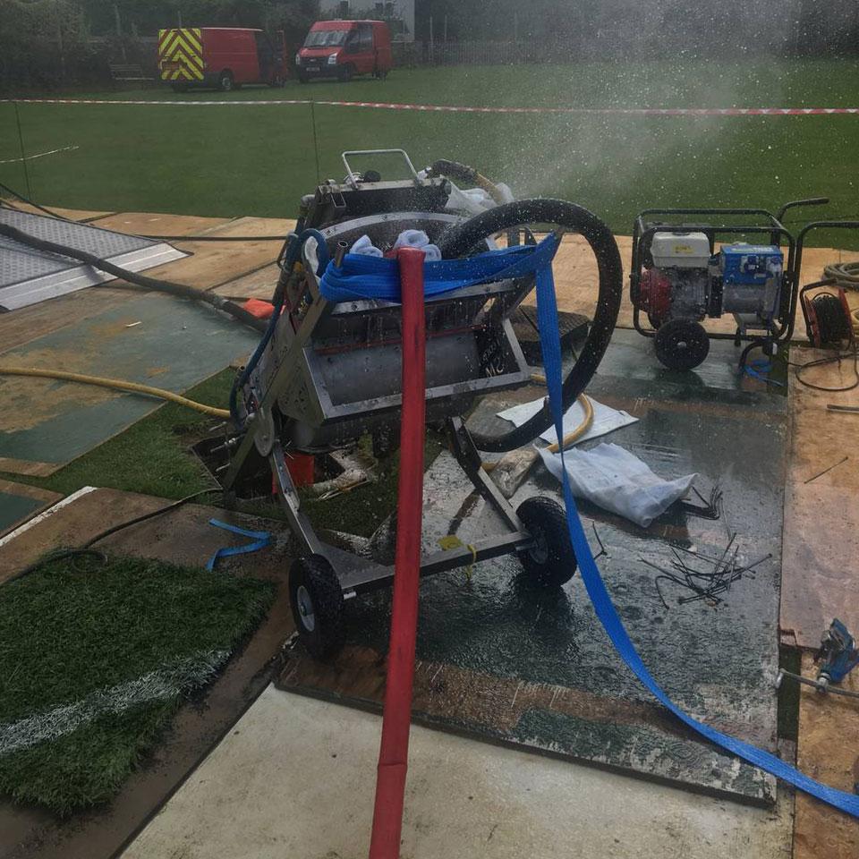 drainage-relining
