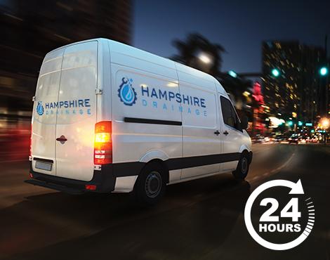 hampshire drainage 24 hour